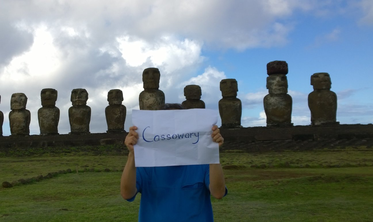 Behind are the Moais of Easter Island.jpg